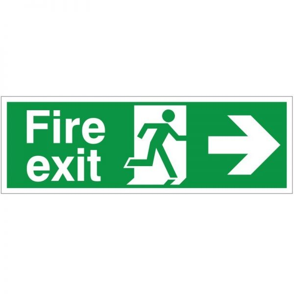 FIRE EXIT BOARD