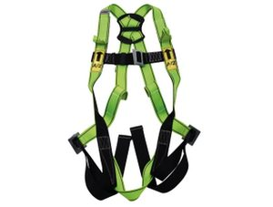 FULL BODY HARNESS WITH FRONT AND DORSAL