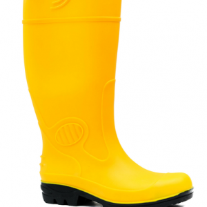 Safety pvc gum boot