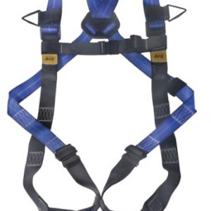 WORKSAFE® WSF122C FULL BODY HARNESS WITH DORSAL