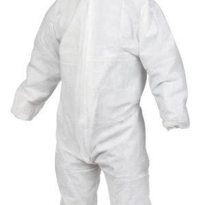 DISPOSABLE PROTECTIVE COVERALL