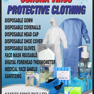 Protective Clothes For COVID-19