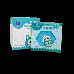 KN95 Valve Kids Mask