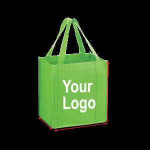 LOOP HANDLE BOX BAG – 14″ X 14″ X 7″