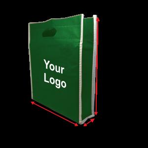 D CUT BOX BAG – 14″ X 17″ X  3″