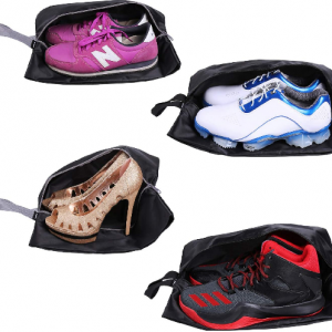 5x Travel Shoe Bags