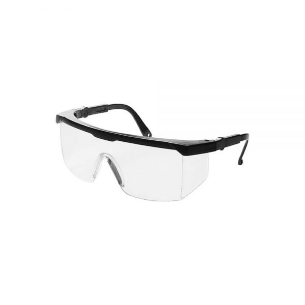 Safety Spectacle Clear Frame – P650-A – Taiwan
