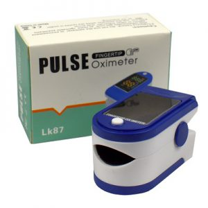 PULSE OXIMETER – LK87